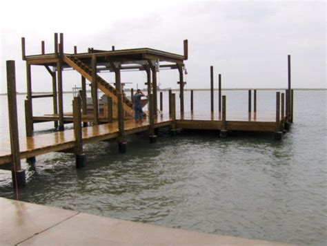 boat dock supply dock pier building supply materials american pole timber