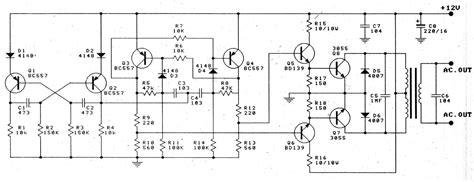 6v to 220v inverter circuit diagram circuit diagram may 2013