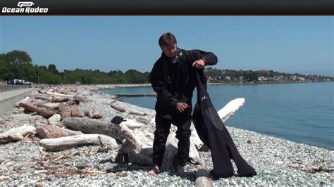 Turkish Clip Doff donning the predator surf suit doovi