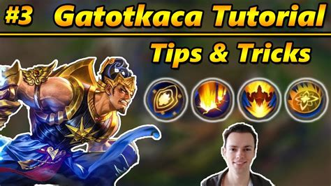 tutorial top up ilegal mobile legend mobile legends tutorial gatotkaca tips and tricks 3 a