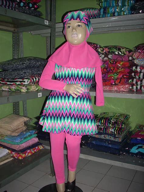 Baju Renang Kanak Kanak Model Baju Renang Kanak Kanak Perempuan Muslimah