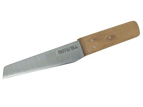 shoe knife shoe knife beech 115mm faithfulltools