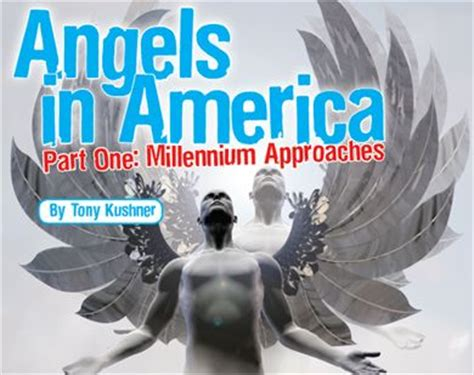 angels in america millennium approaches pt 1 tony kushner 9781854591562 director s diary angels in america part 1 millennium approaches by tony kushner stage whispers