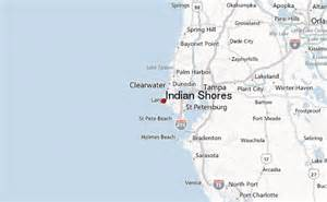 map of indian shores florida indian shores location guide