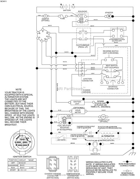lesco mower wiring diagram deere 112 electric lift