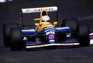 Williams Renault Williams Fw14 Renault Slideshow Autoviva