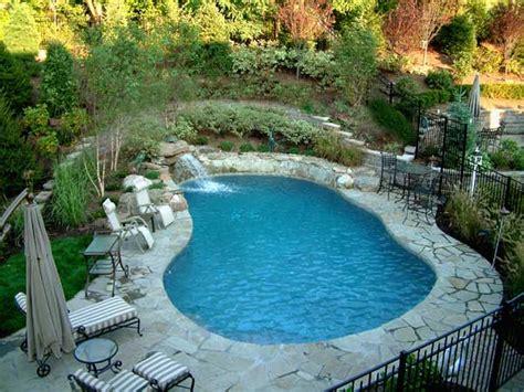 pool natural backyard decorating ideas small backyard nj swimming pool designs award winning projects