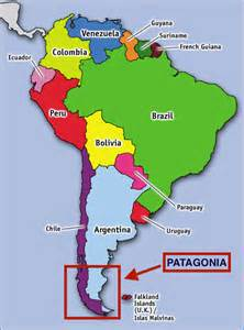 map of patagonia south america a turnaround patagonia the modern magellan