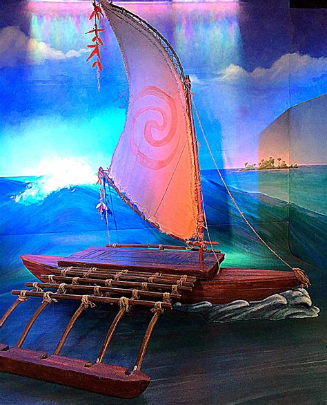 moana boat decoration moana boat genesis in 2018 pinterest moana moana