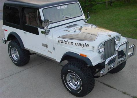 jeep cj golden eagle golden eagle edition jeep cj forums
