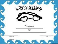 1000 images about swimming awards on pinterest swimming