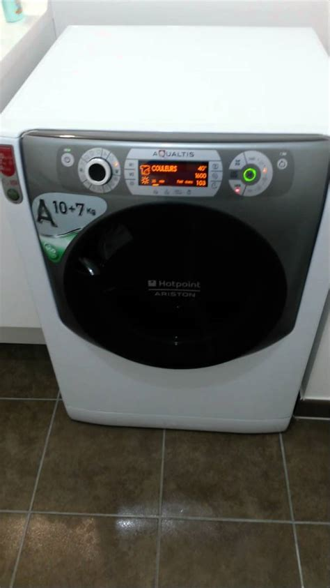 hotpoint ariston waschmaschine hotpoint ariston pompe trop bruyante1