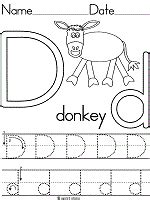 donkey coloring pages preschool donkeys coloring pages and printable activities