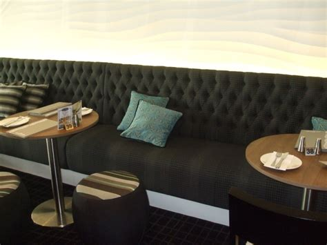 cafe bench seating projects springbok commercial upholstery pty ltd