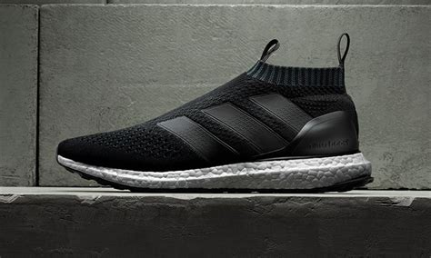 Sepatu Adidas Ace 16 Purecontrol Ultra Boost All Black Premium adidas to release ace 16 lifestyle ultra boost highsnobiety