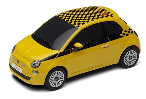 yellow fiat cinquecento c2869 scalextric fiat cinquecento yellow new modellers shop