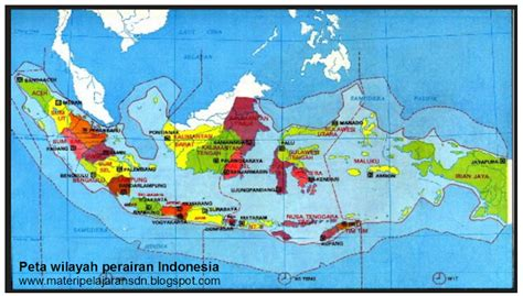 wilayah teritorial adalah perubahan wilayah laut teritorial di indonesia materi