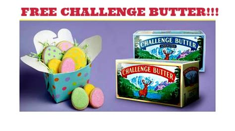 Challenge Butter Sweepstakes - free challenge butter giveaway
