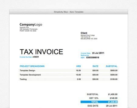 xero invoice template 12 best images about xero templates xero accounts