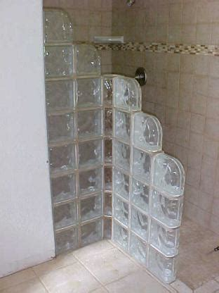 glass block bathroom ideas glass block designs for bathrooms for existing