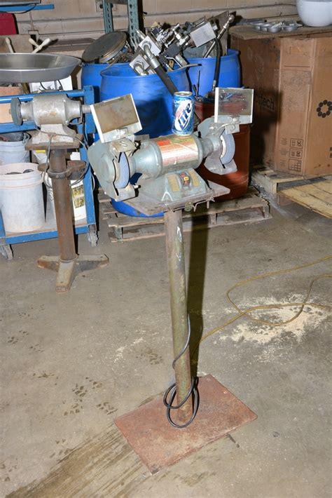 bench grinder rpm dayton 4z672c 6 quot bench grinder 1 3 hp 3450 rpm 115v with