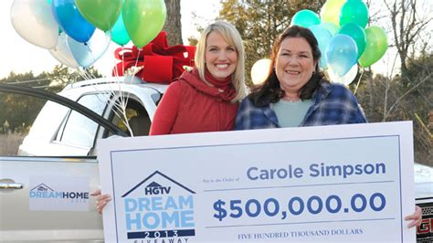Hgtv Home Giveaway Winner 2013 - former marine wins hgtv dream home 2013 giveaway grand prize package