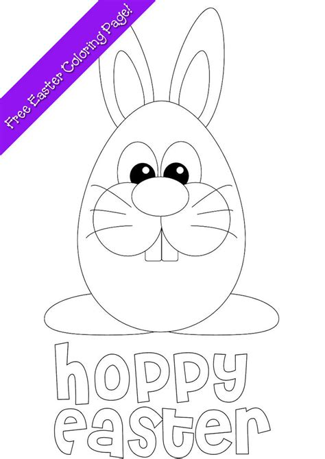 easter bunny coloring pages games easter weekend activities 187 the purple pumpkin blog