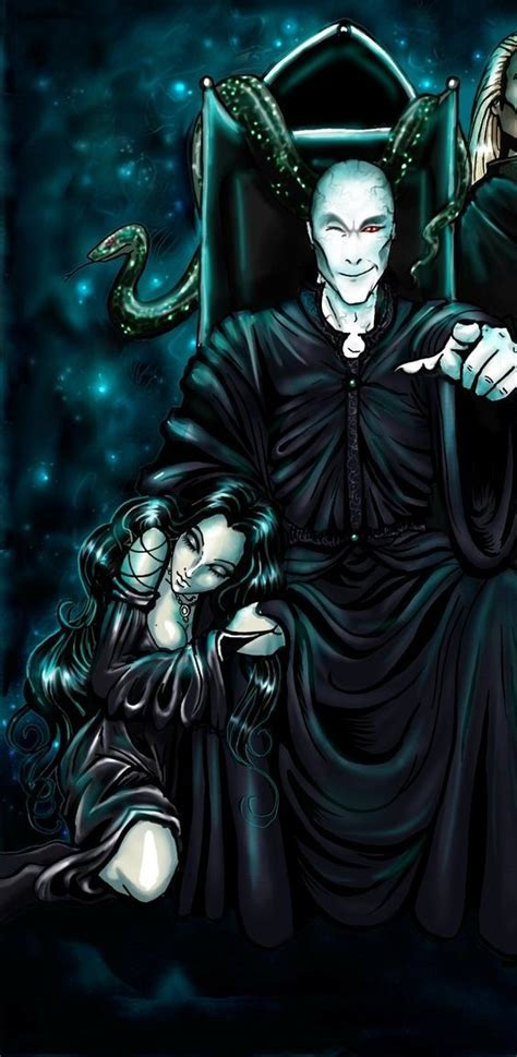 lord fanart bellatrix and lord voldemort images and voldemort hd