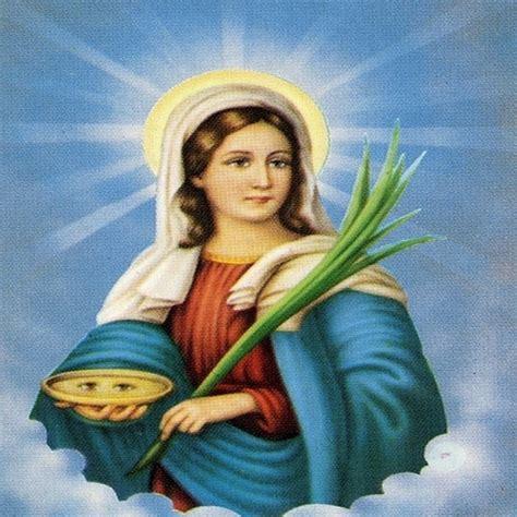 oracion a santa lucia patrona de la vista oracion a santa lucia patrona de la vista mi parroquia de