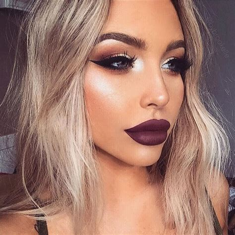 Makeup Tips For A Successful Date by Bybrookelle Brookelle On Instagram Image