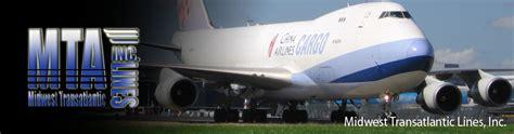 midwest transatlantic lines inc international freight