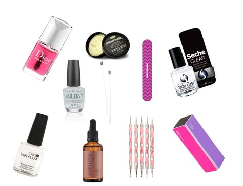 Manicure Products by Top Ten Manicure Products And Fashion Tech