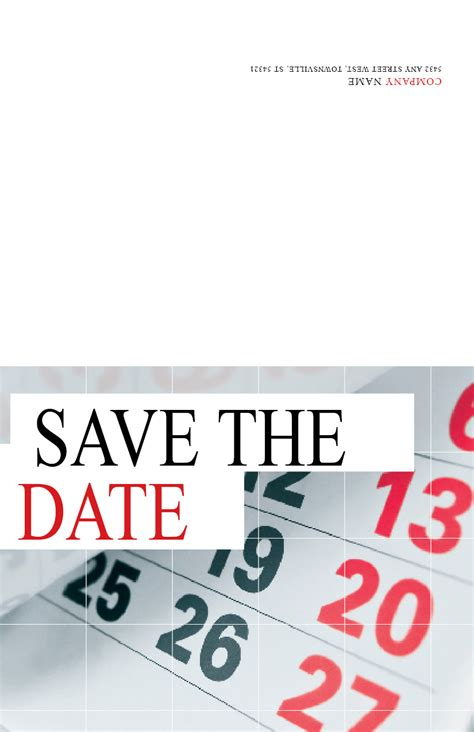 save the date event template pictures to pin on pinterest