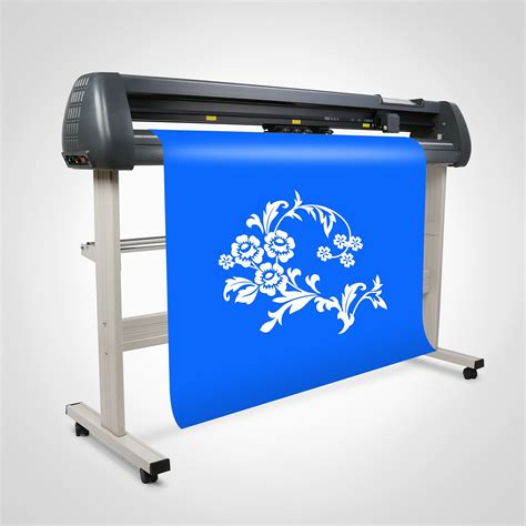Sticker Plotter Machine by Brand New 1350mm 53 Quot Sign Sticker Vinyl Cutter Cutting