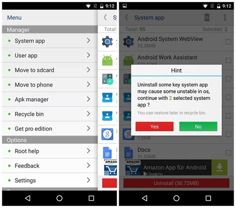 app remover for android 15 best root apps for android androidpit