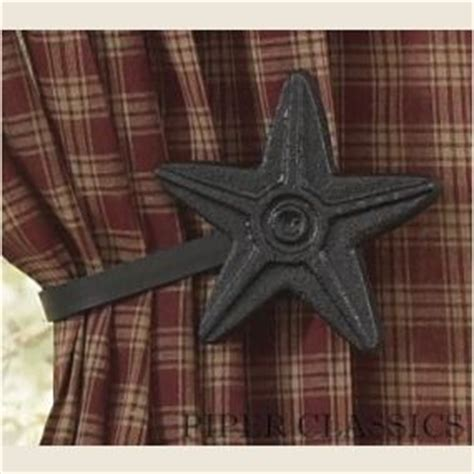 Star Curtain Tie Backs   Sliding doors, Classic and Ties