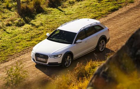 Audi A6 Offroad by Audi A6 Allroad 150 Luxury Road Wagons For Australia
