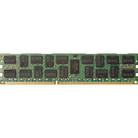 hp ram memory hp 8gb ddr4 2133 mhz rdimm memory module promo j9p82at b h