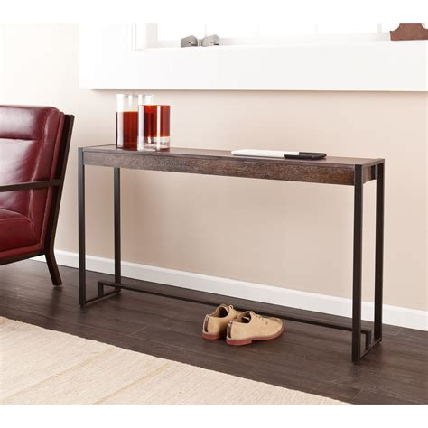 Design For Thin Sofa Table Ideas Combining Wood Console Table Lustwithalaugh Design Ideas Wooden Console Narrow Sofa Table