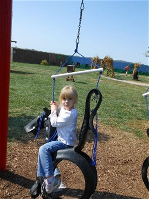 rubber tire horse swing carolyn s country cousins pumpkin patch liberty corn
