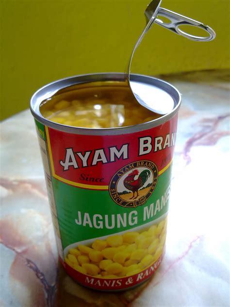 bubur barli berjagung na kitchen