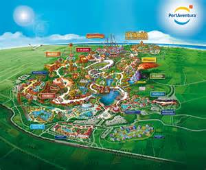 Portaventura World Portaventura World Top 5 Atracciones Portaventura