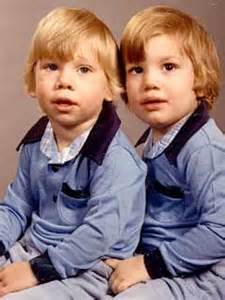 Ashton kutcher fraternal twins and twin on pinterest