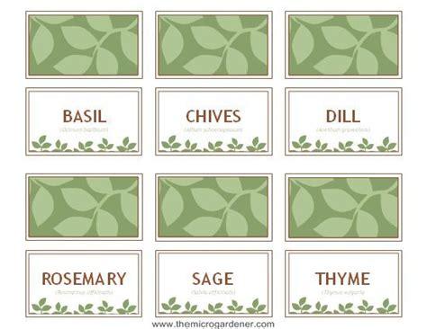 20 Diy Creative Plant Labels Hometalk Tincture Label Template