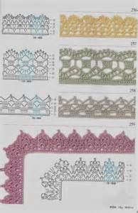 mes favoris tricot crochet 75 bordures au crochet