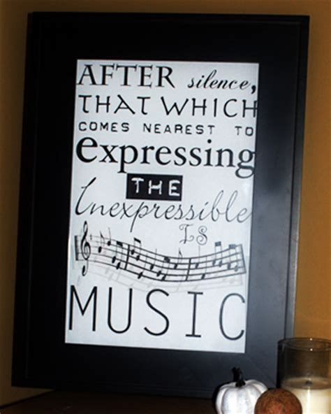 printable quotes about music free printable subway art quotes quotesgram