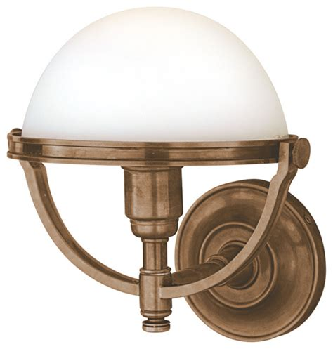 houzz wall sconces hudson valley lighting stratford wall sconces view in