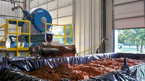 rotary press municipale sludge dewatering industrial