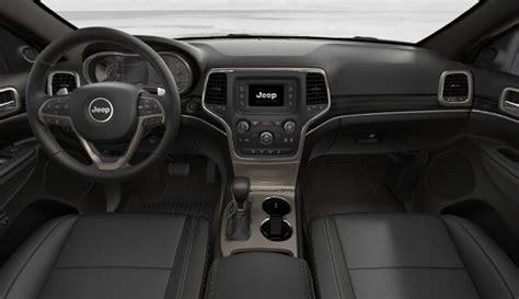 2017 jeep grand cherokee dashboard 2017 jeep grand cherokee limited rocky top chrysler jeep