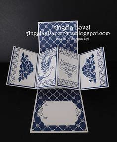 pop and twist card template how to make a twist and pop card 4 quot x12 quot card base scored